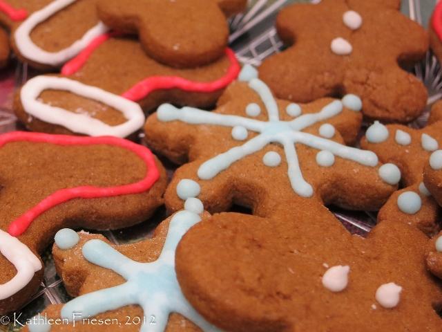 nadine's gingersnaps
