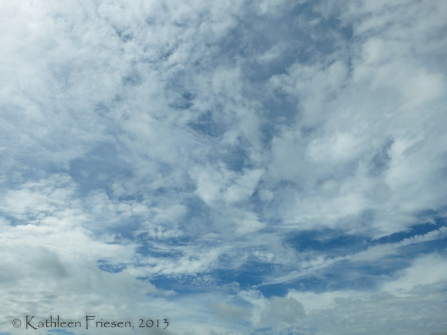 Skyscape XXXV