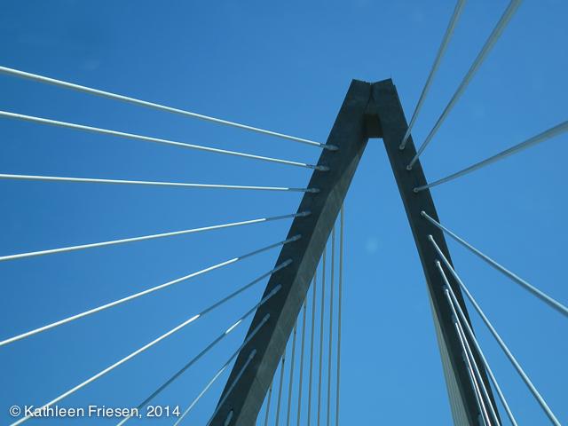 new paseo bridge