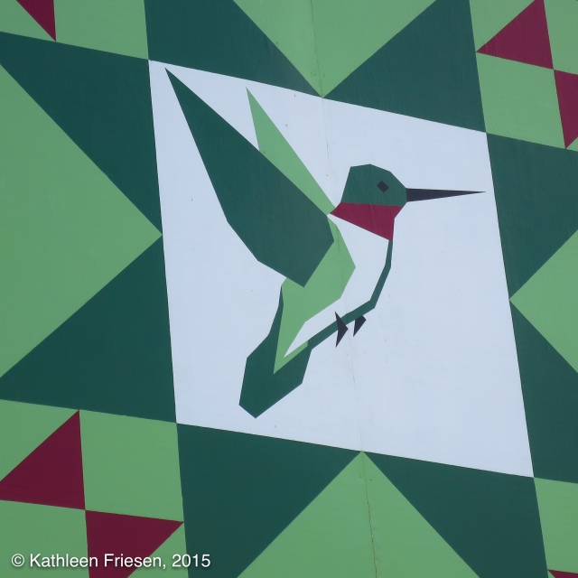 funk's grove barn quilt